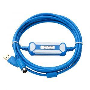 Panasonic FP1 FP3 FP5 Series PLC Programming Cable