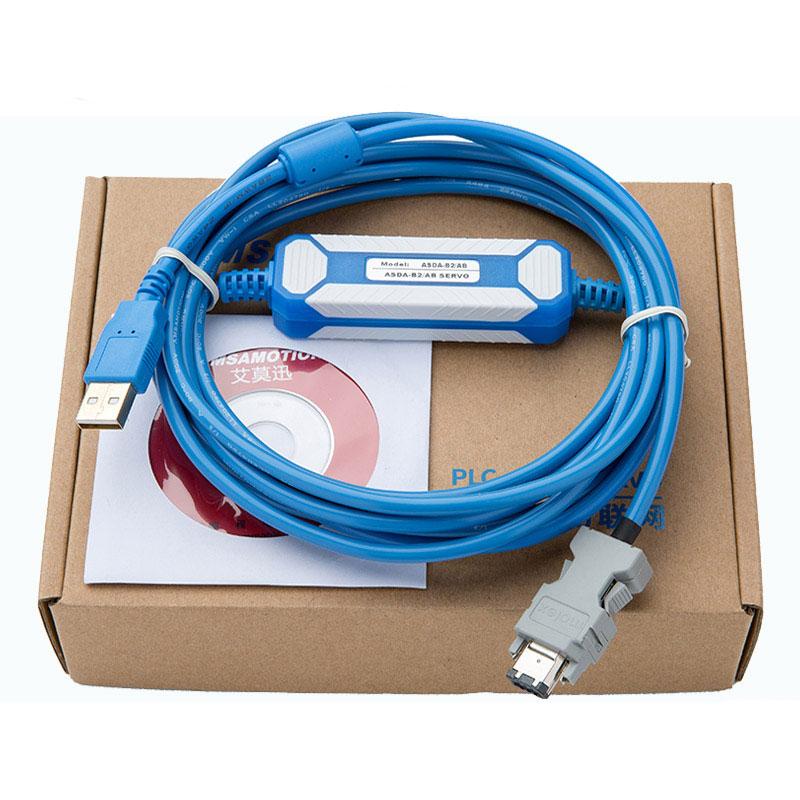 Delta ASDA-B2 A2 Servo Driver Cable