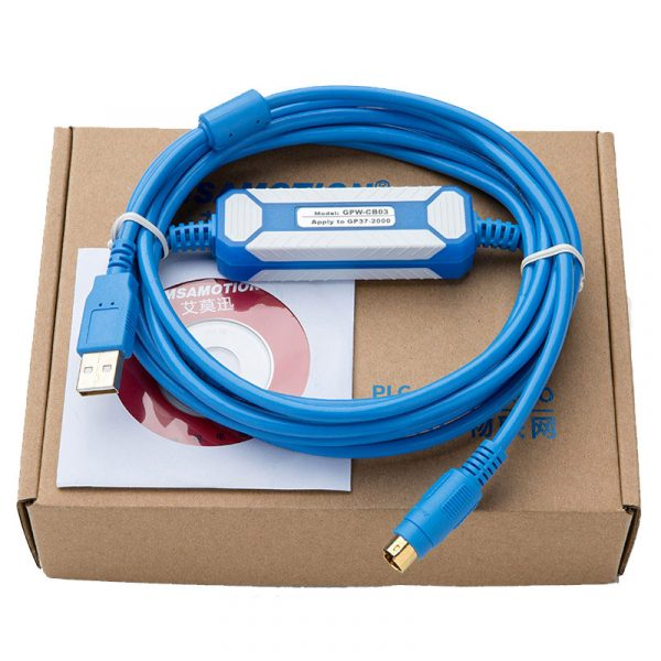 GPW-CB03 GP/Proface touch screen Programming Cable