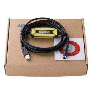 Delta DVP EH ES EC EX SS Series PLC Programming Cable