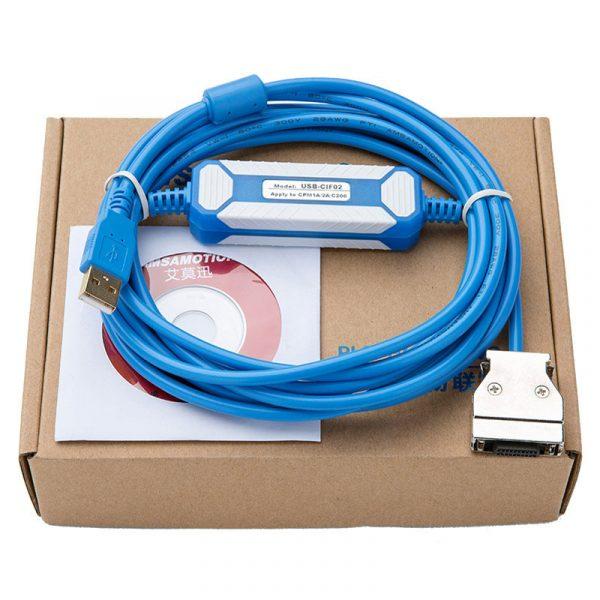 omron CPM1/CPM1A/CPM2A/CPM2AH/C200HS PLC cable