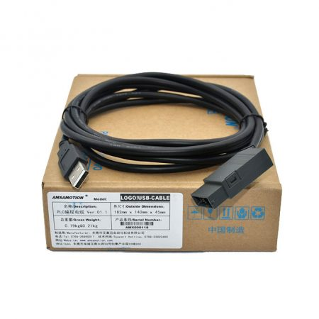 Siemens LOGO Series PLC programming cable