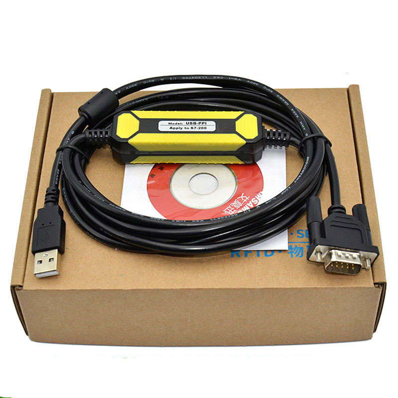 Siemens S7-200 PLC programming Cable