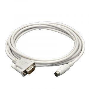 Delta DOP HMI Connect Mitsubishi FX Series PLC Programming Cable