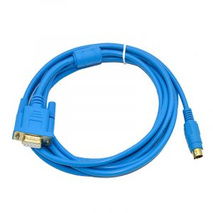 Delta PLC Serial RS232 Interface Programming Cable