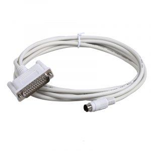 Hitech PWS6600/6A00T HMI Connect Mitsubishi FX1S 1N 2N 3U 3GA 5U PLC Cable