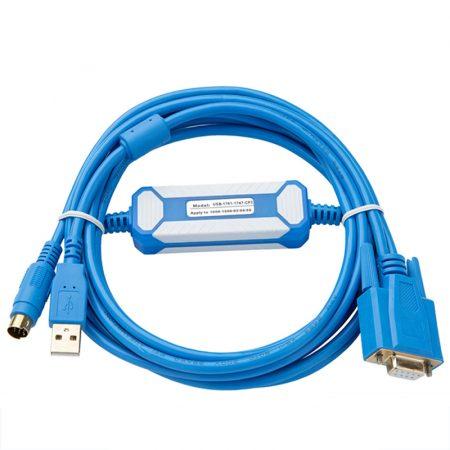 Allen Bradley PLC Programming Cable USB-1761-1747-CP3