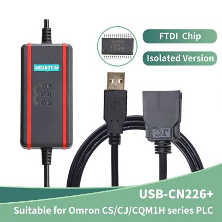 Omron CS CJ CQM1H CPM2C Series PLC Programming Cable