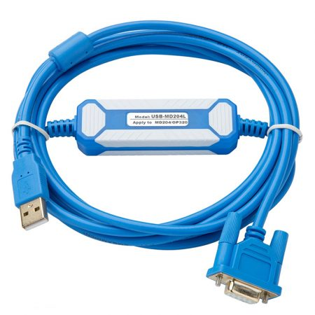 XINJE OP320-A MD204L MD306L Touch Screen Programming Cable