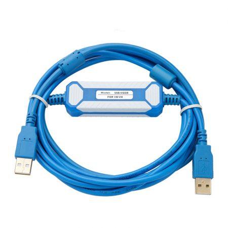 Vigor VH VB M Series PLC Programming Cable