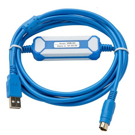 Xinje XC1 XC2 XC3 XC5 PLC Programming Cable